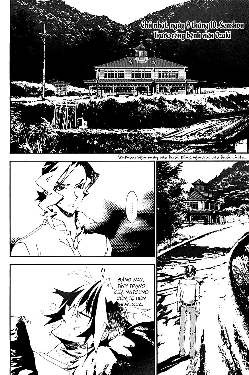 Shiki chapter 15 trang 21