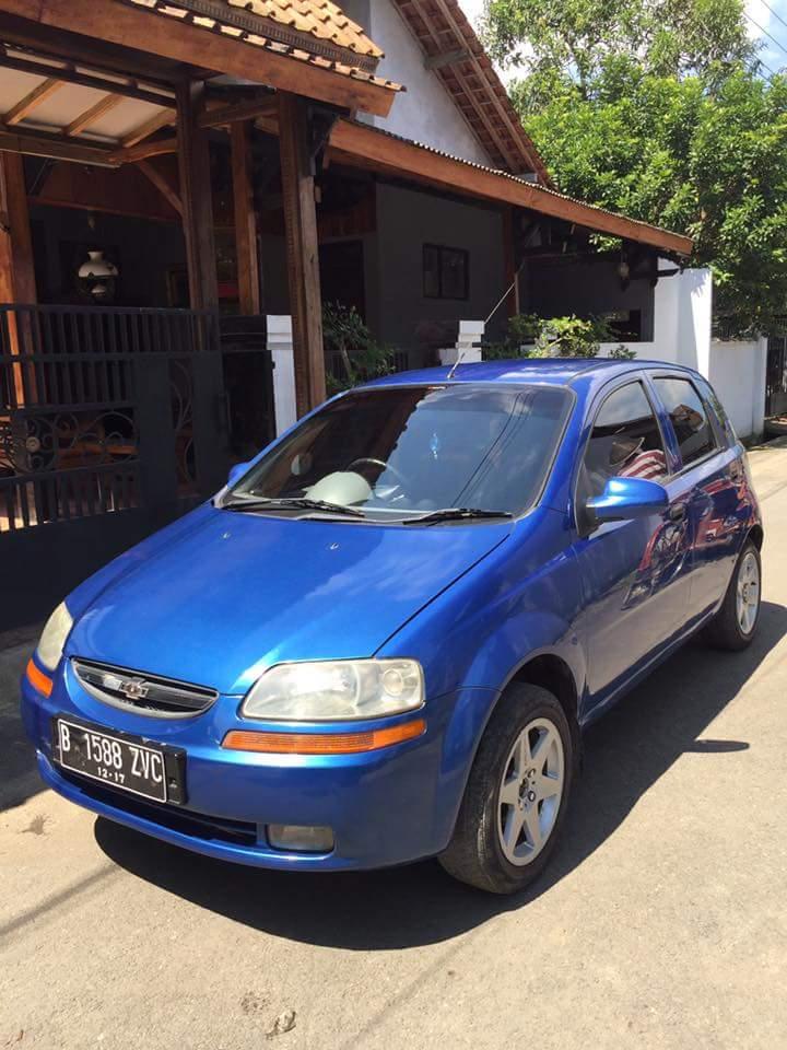 Aveo Chevrolet LT 2003 Jual Murah Gan - LAPAK MOBIL DAN MOTOR BEKAS