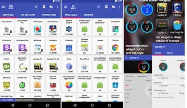 Cara Memindahkan Aplikasi Android Ke SD Card Tanpa Root Menggunakan AppMgr