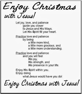 Christmas Poems on Jesus 2017