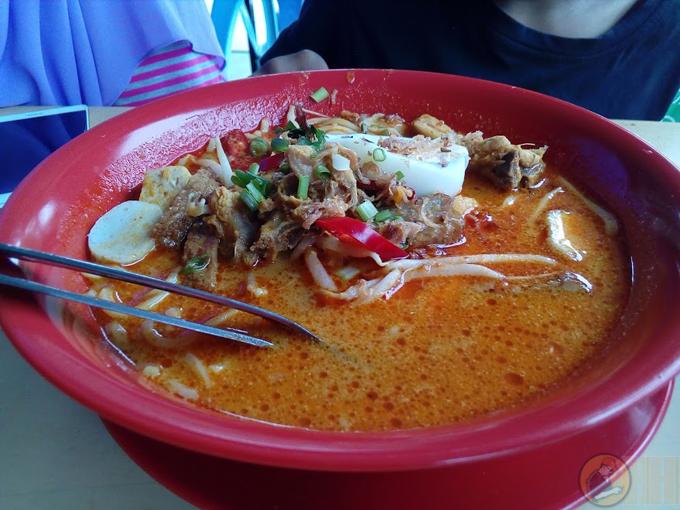 Mee Kari dan Mee Rebus Warung D'Bukit Taiping