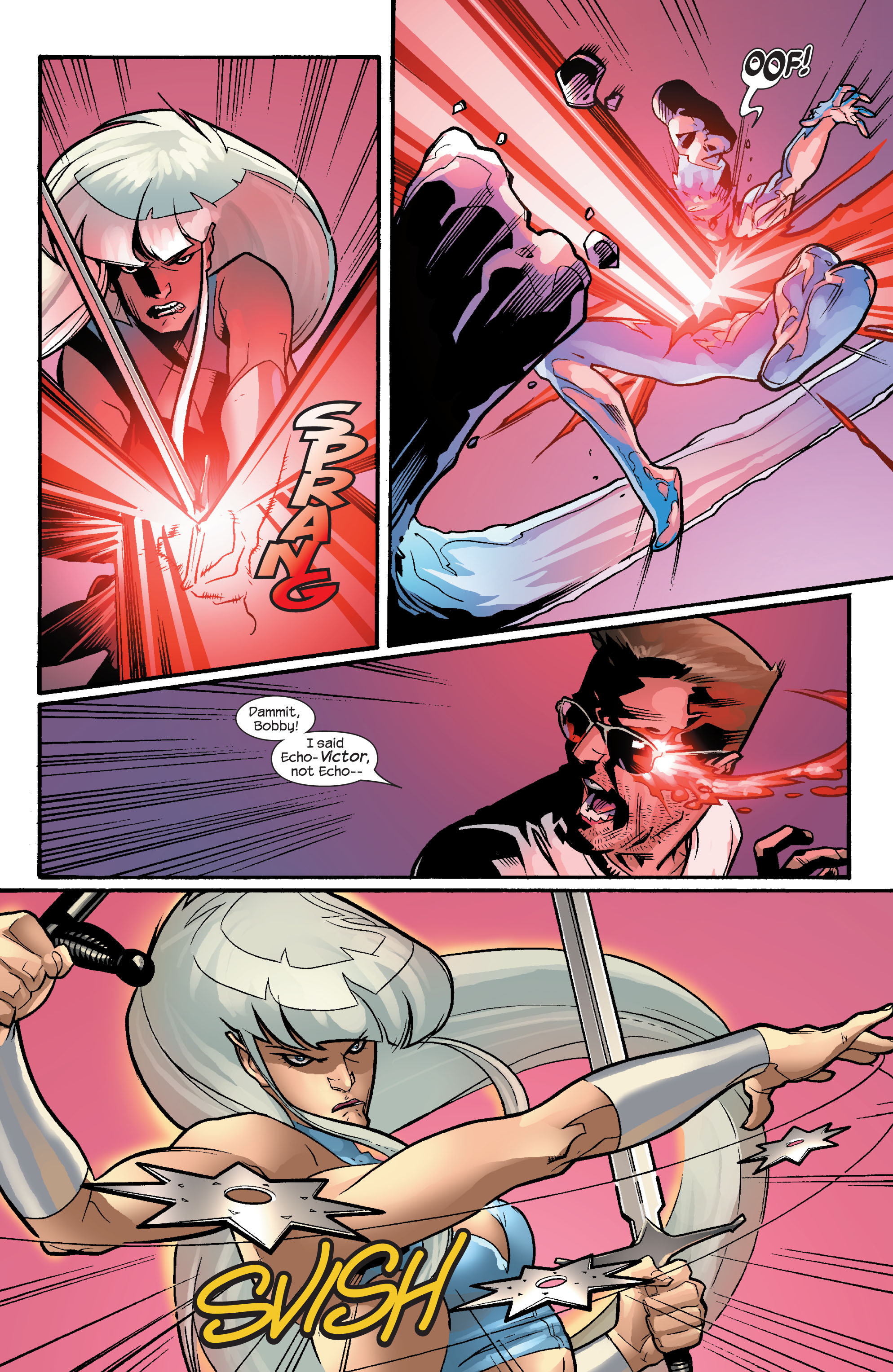 Read online Ultimate X-Men comic -  Issue #56 - 11