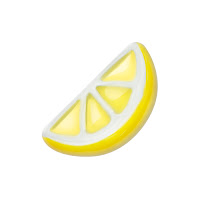 Origami Owl Lemon Slice Charm available at StoriedCharms.com