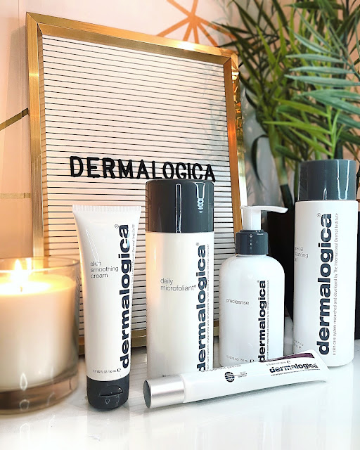My Skincare Routine With Dermalogica (Review)