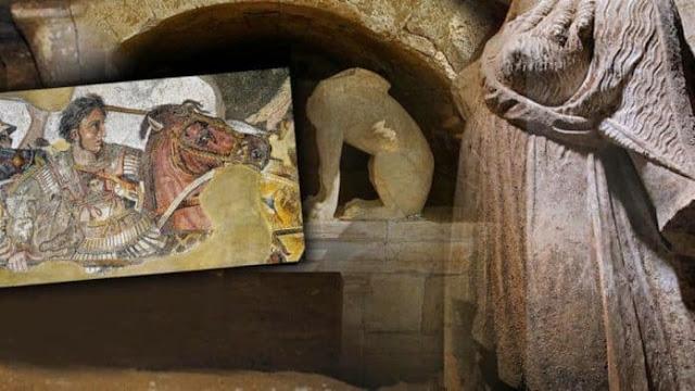 Ποιοι τρέμουν στην ιδέα να είναι θαμμένος ο Μέγας Αλέξανδρος στην Αμφίπολη
