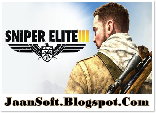 Sniper Elite 3 PC Game 2017 Free Download