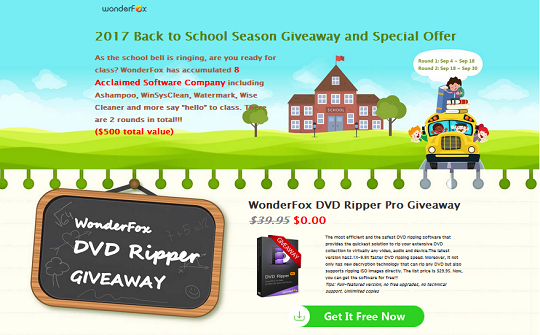 gievway, free hd converter, back to school