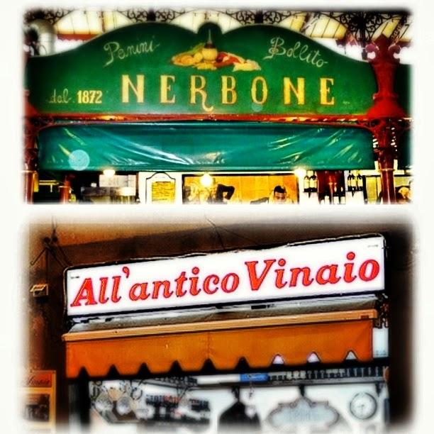Nerbone Antico Vinaio Firenze