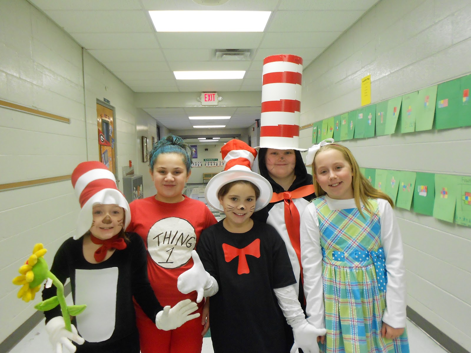 Dr. Seuss Day- Book Character Costume Ideas  sc 1 st  Mrs. McDonaldu0027s 4th Grade & Mrs. McDonaldu0027s 4th Grade: Dr. Seuss Day- Book Character Costume Ideas