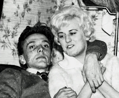 ian brady, myra hindley, assassinos em série, serial killers