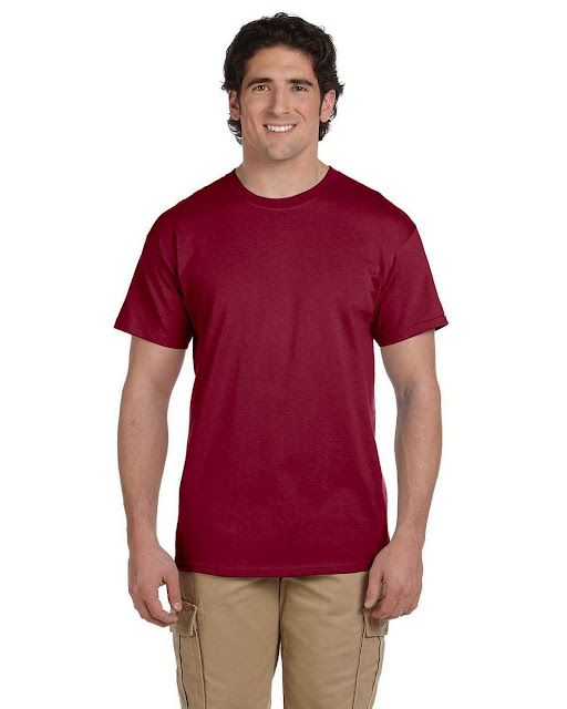 Gildan 2000 Adult 100% Cotton T-Shirt (62 Colors)
