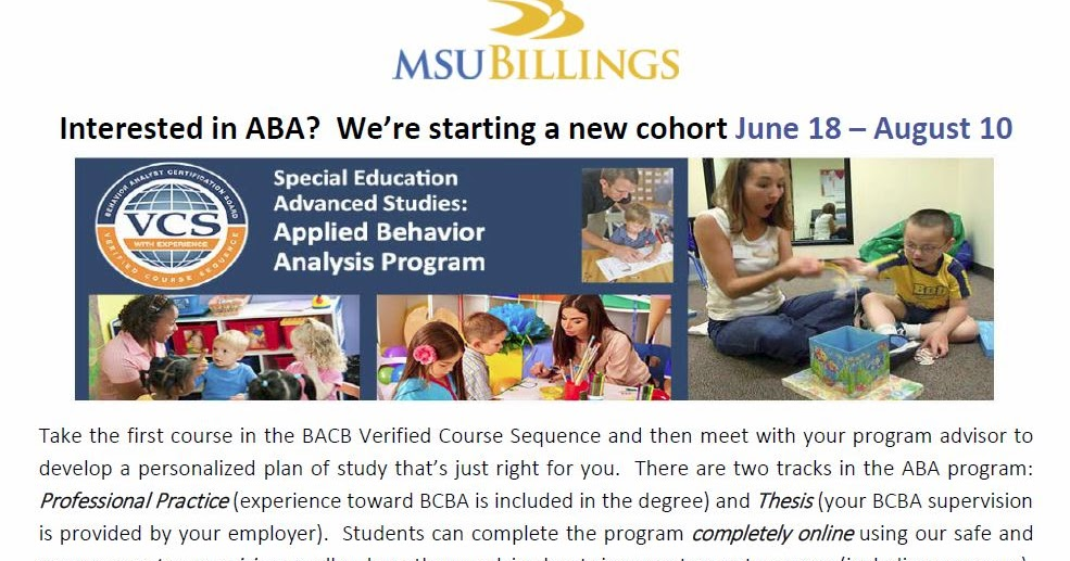Montana Autism Education Project: Interested in Becoming a