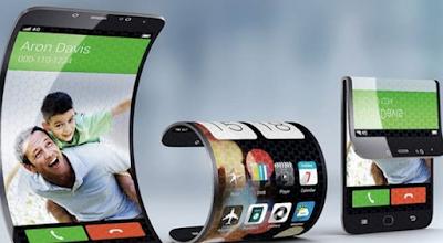 Penampakan iPhone Lipat yang Bisa Ditekuk Kekedua Sisi