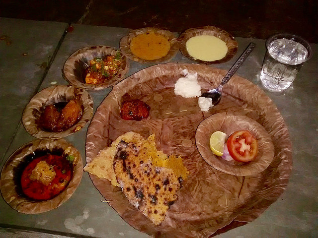 Traditional Rajasthani Food