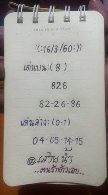 เด่นบน  8  826  82  26  86  เด่นล่าง  0  1  04  05  14  15