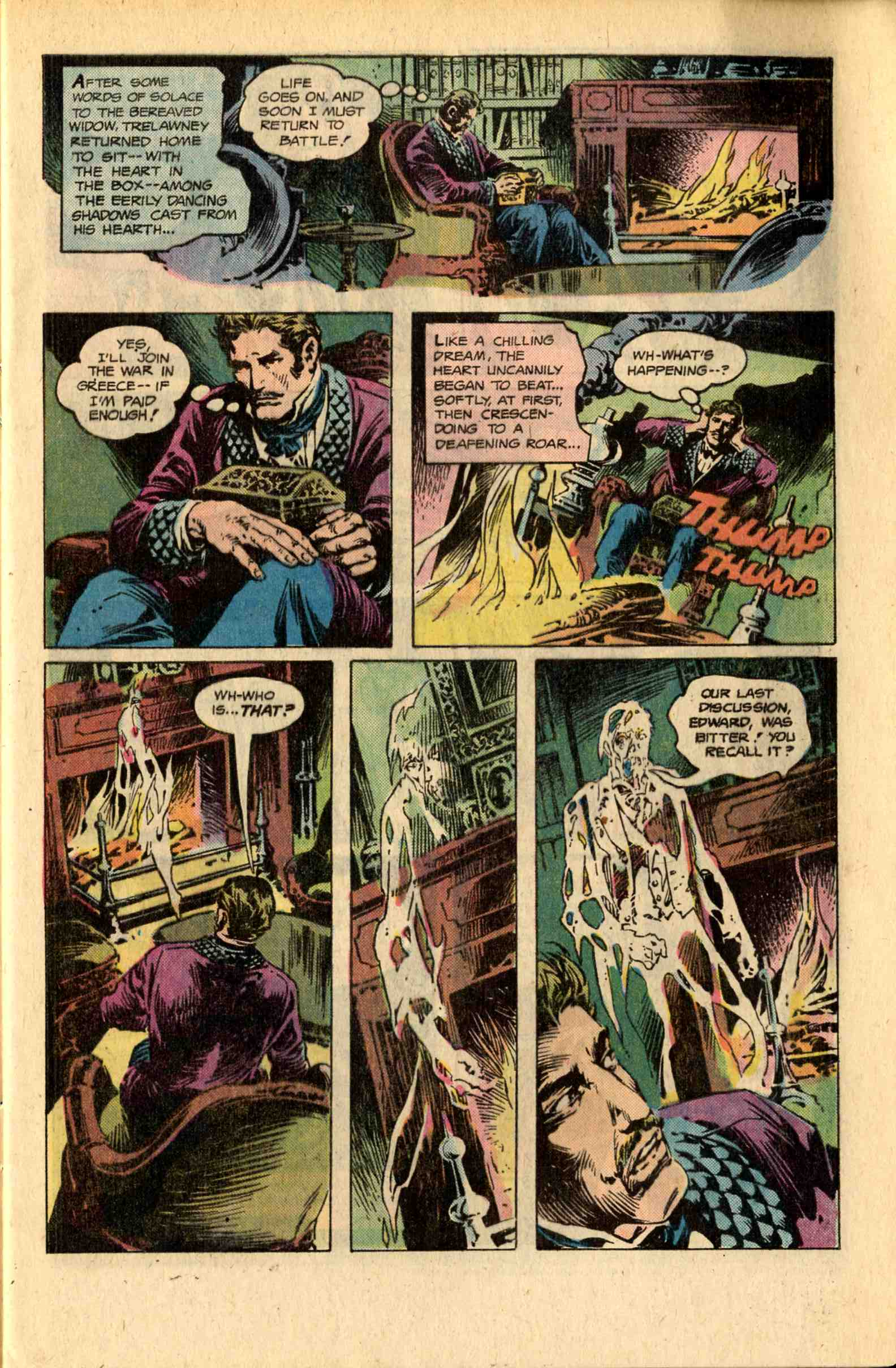 Read online Ghosts comic -  Issue #52 - 5