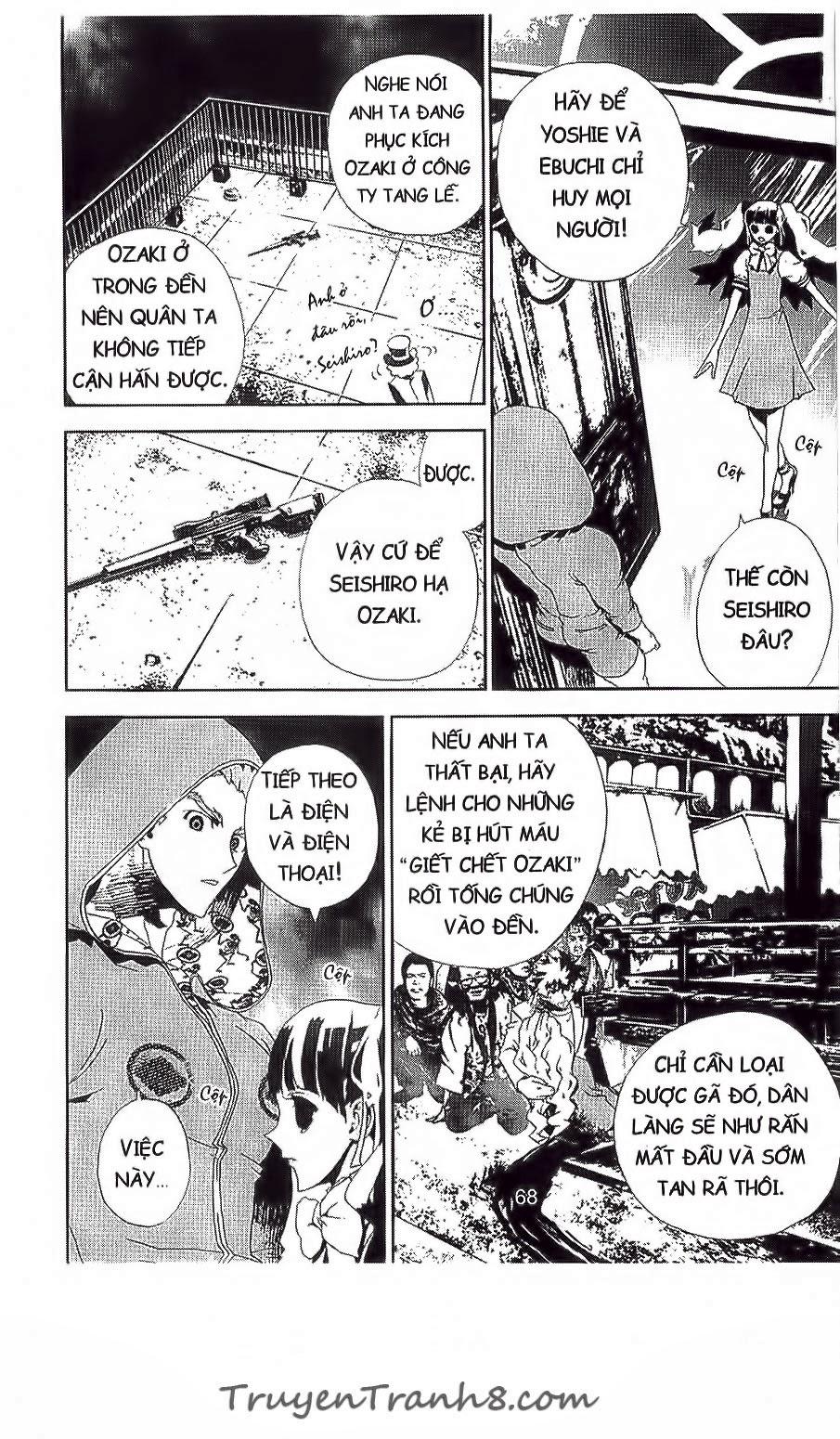 Shiki chapter 32 trang 19