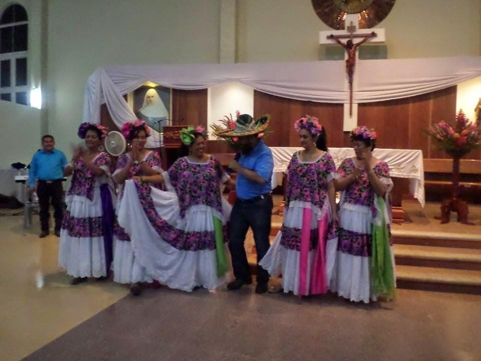 Trajes La Tipicos De Guadalupe Para Guatemala Virgen