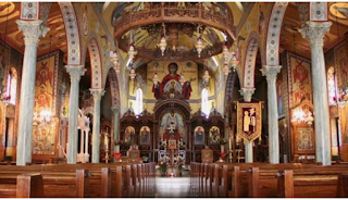 Αγία Ειρήνη Χρυσοβαλάντου: Το μοναστήρι της Αγίας στη Λυκόβρυση