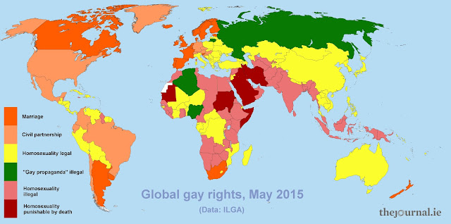 prevalence of homophobia