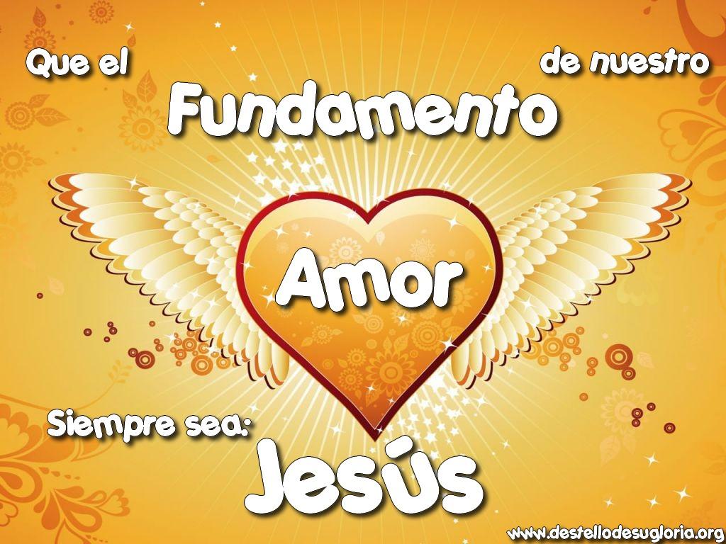 Imágenes con frases románticas cristianas