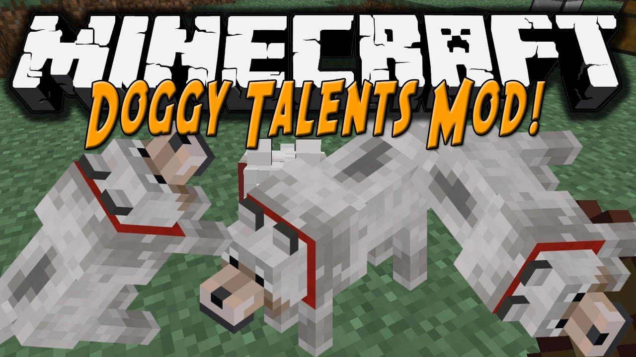 собачьи таланты вики майнкрафт #7