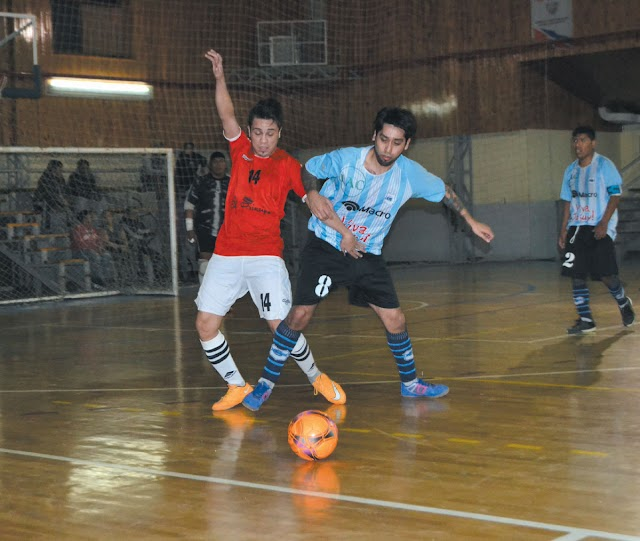 La Filial de Gimnasia de Jujuy venció por 3 a 0 a Club de Amigos