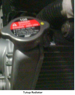 Tips Menguras Radiator Vixion