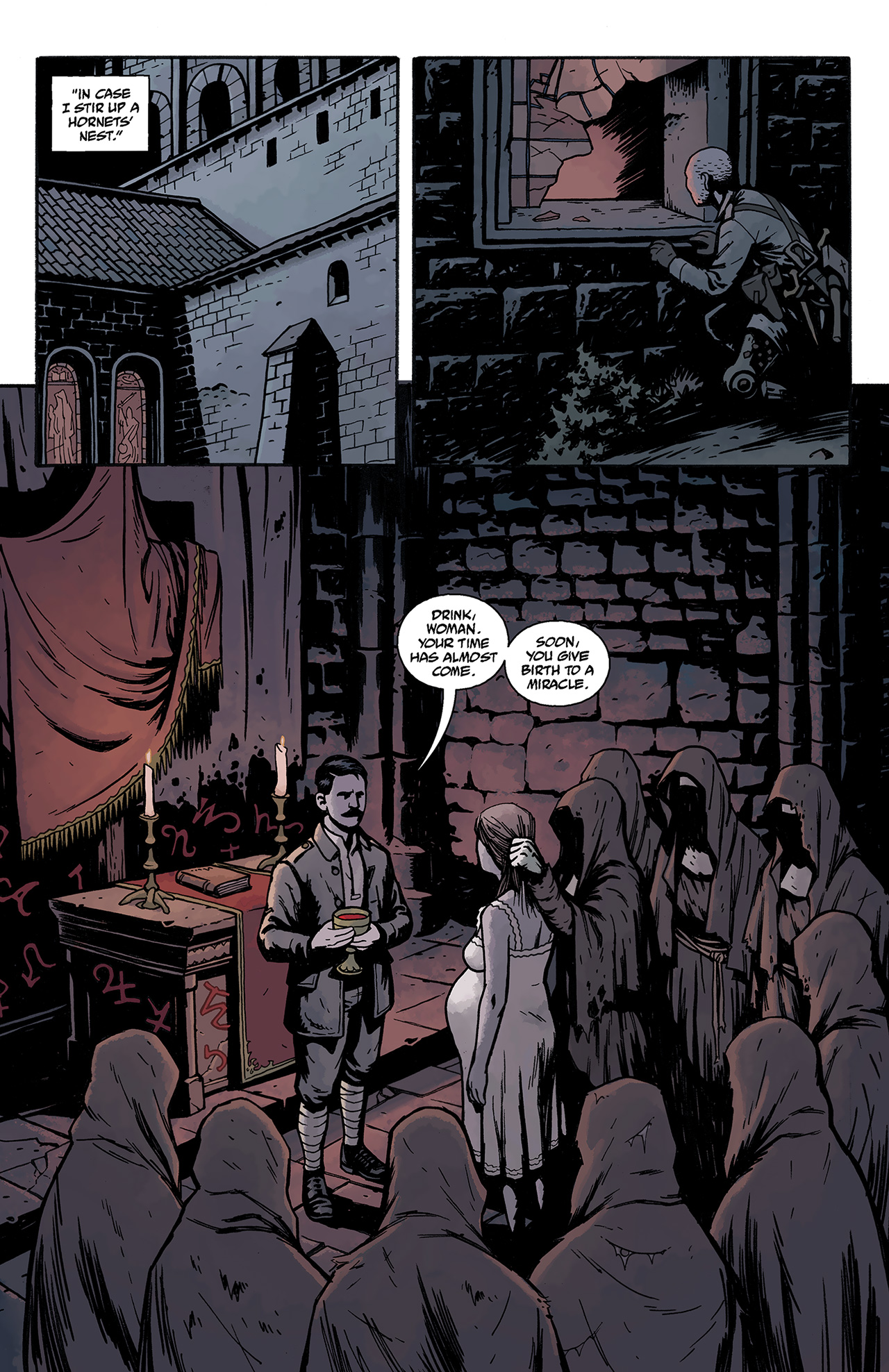 Read online Baltimore: The Curse Bells comic -  Issue #2 - 6