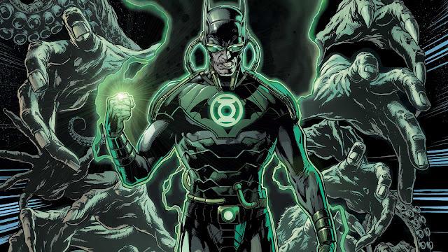siapa The Dawnbreaker adalah Ketika Batman Menggunakan Cincin Grenn Lantern