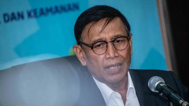 Wiranto Sebut Banyak Warga Pilih ke Luar Negeri Sebelum Pemilu