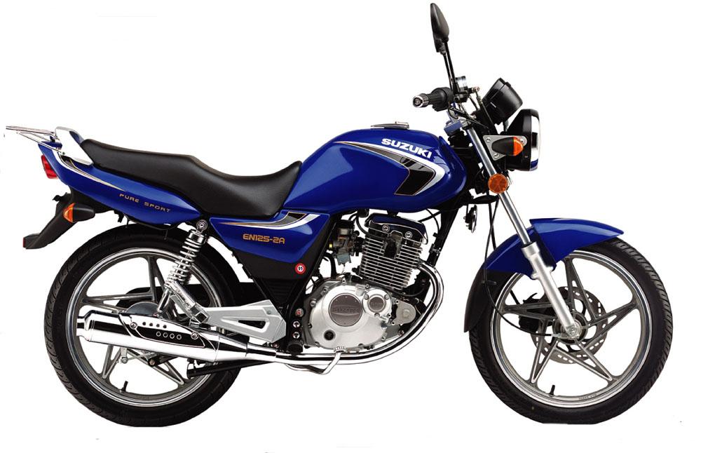 Harga Motor Suzuki Thunder