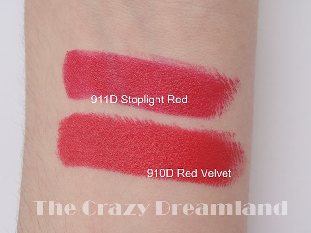 swatches wet n wild