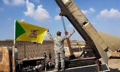 Hezbolá de Iraq: Hemos abortado el plan estadounidense para controlar la frontera sirio-iraquí