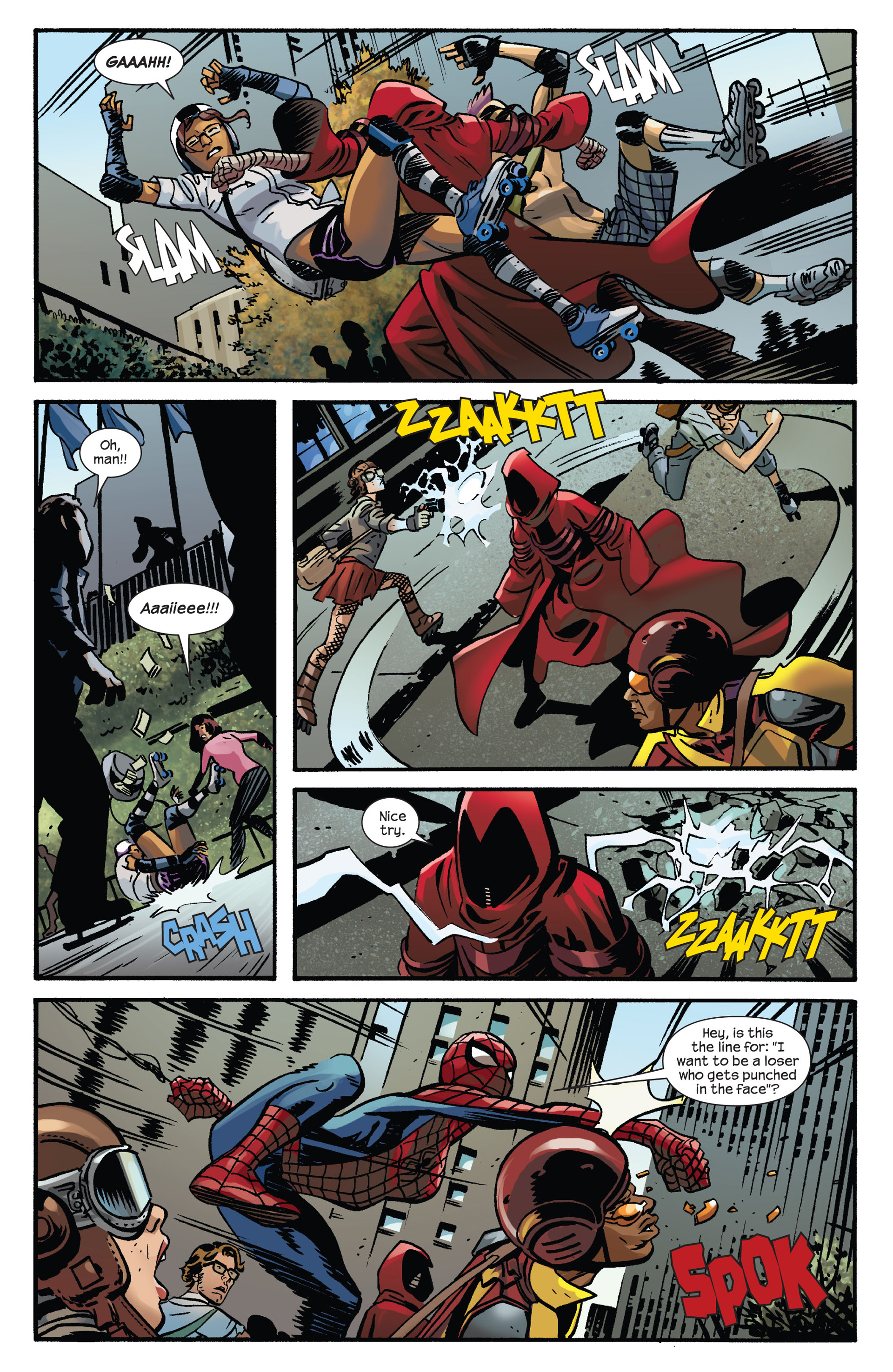 Read online Ultimate Spider-Man (2009) comic -  Issue #155 - 12