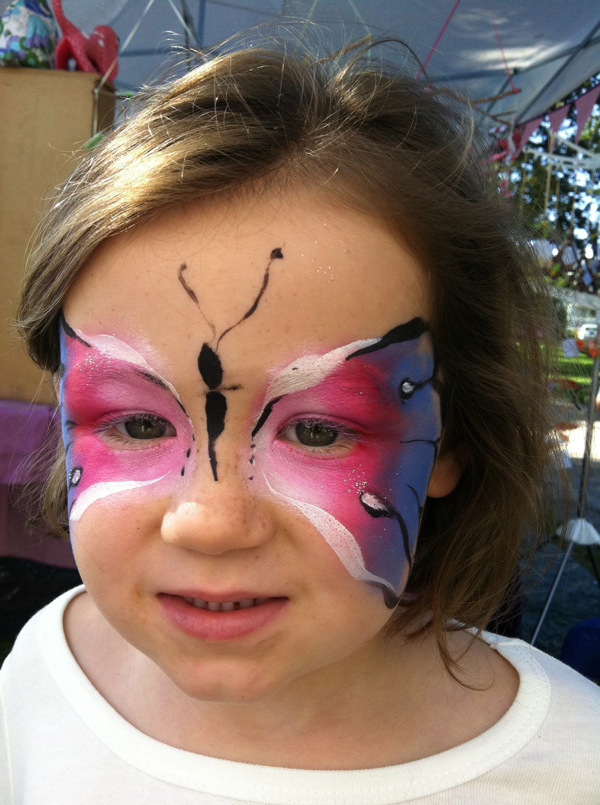 Very Cool Face Painting: Face Painting