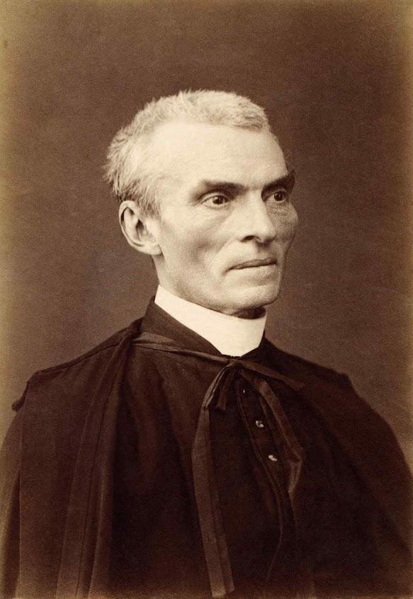 São Pedro Julião Eymard , fundador dos padres sacramentinos