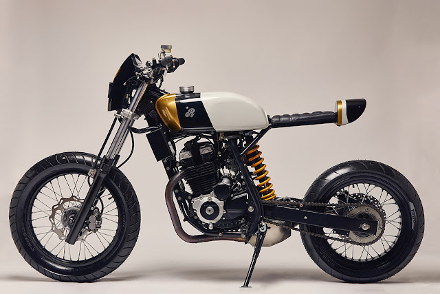 Republica Motocicletas Honda XR250