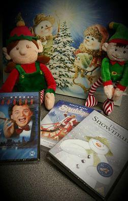 Scrooged, The Snowman, Santa Claus