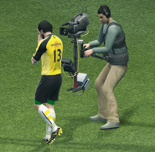 PES 2013 Graphics Master League And Be A Legend by 777JessERS777