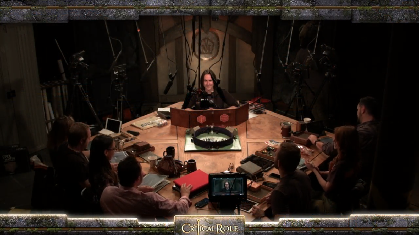 Critical Role Opens a New Campaign - The Fifth World