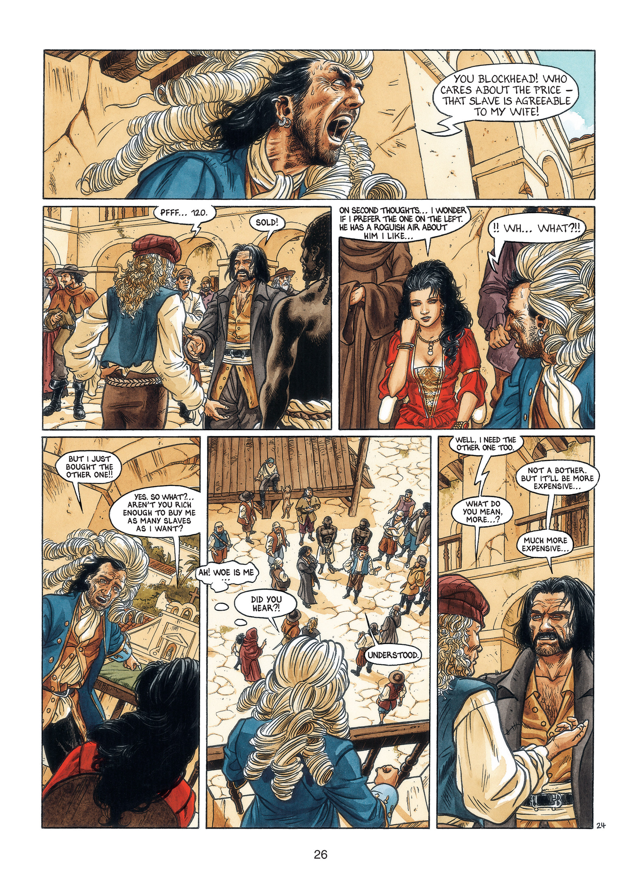 Read online Barracuda comic -  Issue #3 - 27