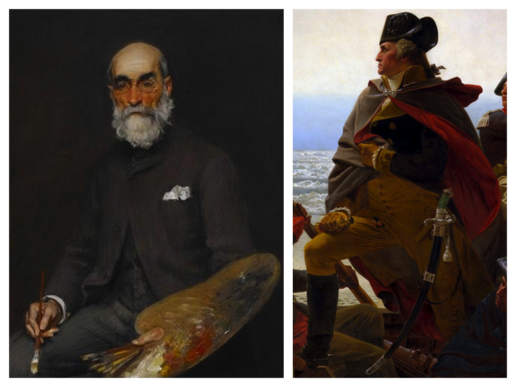 Can You Spot James Monroe In These 3 Famous Paintings