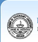 Assam HSLC / AHM Results 2014 with Marks at www.seba.net.in