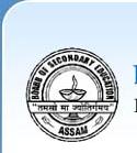 Assam HSLC / AHM Results 2014