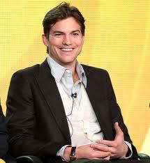 Celebrity English Ashton Kutcher New Year's Resolutions