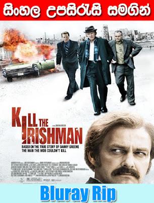 Kill the Irishman 2011 Sinhala Subtitle