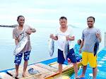 Olly 'Borong' Ikan Cakalang dari Nelayan Tanawangko
