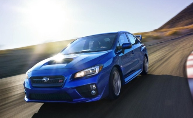 2018 Subaru Impreza WRX STI Reviews, Redesign, Change, Engine, Release Date