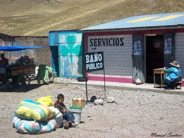 Da Arequipa a Puno